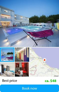 Love Boat Hotel (Riccione, Italy) – Book this hotel at the cheapest price on sefibo.