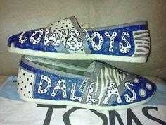 Dallas Cowboys Toms