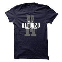 Alfonzo team lifetime ST44  - #food gift #sister gift. MORE ITEMS  => https://www.sunfrog.com/LifeStyle/Alfonzo-team-lifetime-ST44-.html?id=60505