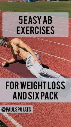 5 Easy ab exercises for tight belly or six pack Abs And Cardio Workout, Gym Workout Chart, Easy Ab Workout, Gym Workout Videos, Gym Workout For Beginners, Calisthenics Workout, Abs Workout Routines, Fitness Workout For Women, Weight Training Workouts