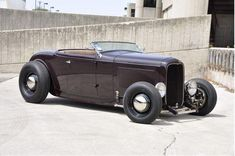 🇺🇸 1932 Ford Model A Roadster Retro Cars, Vintage Cars, Antique Cars, Vintage Metal, Hot Rods, 1932 Ford Roadster, Traditional Hot Rod, Sweet Cars, Street Rods
