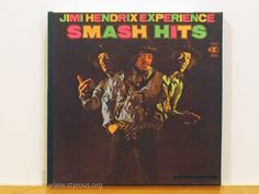 The Styrous® Viewfinder: 101 Reel-to-Reel Tapes 99: Jimi Hendrix Experience ~ Smash Hits