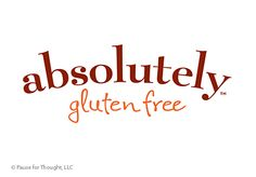 Logo design for Absolutely Gluten Free crackers and flatbreads.