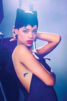 #Rihanna #cat