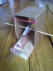 2s chrono : fabriquer une catapulte | Toysfab