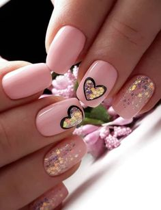 matte nails and Hottest Matte Nail Art Designs Ideas 2019 Short Square Nails, Nails Short, Gel Nails At Home, My Nails, Fancy Nails, Nail Polish Designs, Nail Art Designs, Nails Design, Wedding Nail Polish