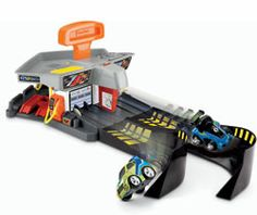 Fisher-Price Rev'n Go Garage includes 2 Rev'n Go Cars! It's ready to go right out of the box. A discontinued item of Fisher-Price, this toy is recommended for children 3 - 7 years old. Once they are gone, they're gone for good!