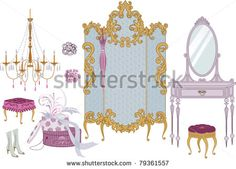 Vintage Chandelier Stock Photos, Images, & Pictures | Shutterstock