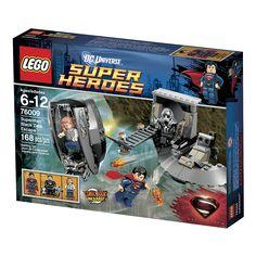 "LEGO Super Heroes - Superman : l'évasion de Black Zero (76009) - Lego - Toys""R""Us"
