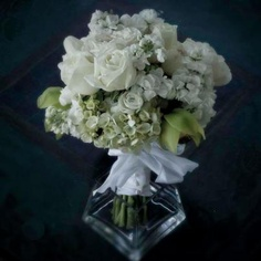#Wedding #bouquet for tomorrow's #bride. Flowers by Elizabeth's Garden (Santa Barbara). Photography by Marie Photography.
