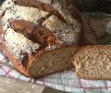 Rezept BUTTERMILCH KRUSTI MIT CHIASAMEN von Pinos Mami - Rezept der Kategorie Brot & Brötchen