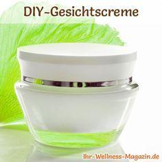 Gesichtscreme selber machen: So können Sie eine Creme für empfindliche Haut selber machen, probieren Sie das folgende Rezept mit Anleitung ...