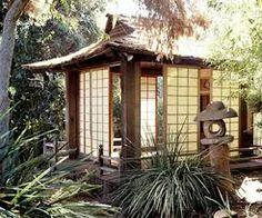 Raleigh koi teahouse japanese garden design cary nc - Calming zen house design bringing japanese style into singaporean home ...