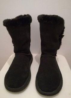 Kaufe meinen Artikel bei #Kleiderkreisel http://www.kleiderkreisel.de/damenschuhe/stiefeletten/143124544-schwarze-damen-boots-frauen-boots-boots-stiefelletten