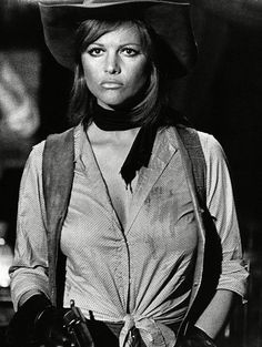 Claudia Cardinale in Once Upon a Time in the West, Sergio Leone, 1968....Uploaded By www.1stand2ndtimearound.etsy.com