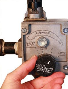 Water heater thermostats http www for Warmboard manifold