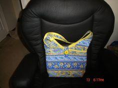 1 of my X bags I make
