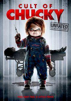 CULT OF CHUCKY DVD (UNIVERSAL STUDIOS)