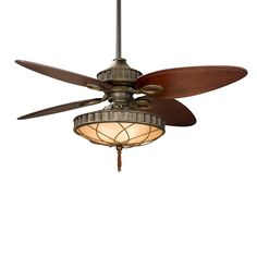 Fanimation LB270VZ 56 Inches Ceiling Fan Bayhill Collection