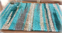 Our Old Country Store: Three More Rag Rugs to View