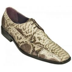 Men - Snakeskin shoes to go with the suits worn by several characters. Sometimes platform isn't the way to go!