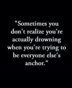 Anchors away..