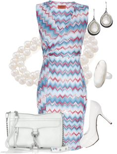 """""""Classy with pearls"""" by artjazzie on Polyvore"""