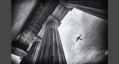 A B-29 Superfortress passes over the Lincoln Memorial, during a VEDay celebration May 8. M. Scott Mahaskey/POLITICO   Read more: http://www.politico.com/magazine/gallery/2015/12/2015-best-photos-politico-year-in-review-000599#ixzz40YTCaQV4