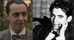Federico García Lorca  (El Ministerio del Tiempo)