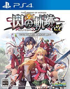 Sen no Kiseki Kai -Thors Military Academy 1204- #gaming