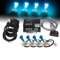 Xprite USA is the trusted name in manufacturing of high-intensity Off Road LED Lighting & Parts and LED Emergency Strobe Lighting. Off Road Led Lights, Led Strobe, Strobing, Tail Light, Lightning, All In One, Bulb, Onion, Lightning Storms