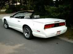 Pontiac Firebird Convertible | ... www.cardomain.com/ride/3904044/1992-pontiac-firebird-convertible-2d