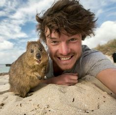 Is 2016 the year to up your selfie game?  Check out our new posts on the website  Don't forget to follow and join our mailing list for regular updates  Thanks for the awesome pic @daxon  #2016 #selfie #animalselfie #quokkaselfie #quokka #rottnestisland #rottnest #perth #wa #australia #westernaustralia #wanderlust #adventure #travelling #instatravel #backpacking #backpacker #beach by backpackertravel http://ift.tt/1L5GqLp