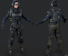 SDU - Ying » Pack 3D models 3d Model Character, Character Modeling, Game Character, Apocalypse Character, Special Forces Gear, Combat Suit, Apocalypse World, Systems Art, Rainbow 6 Seige