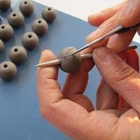Beads of Clay Blog: Birth of a ladybug