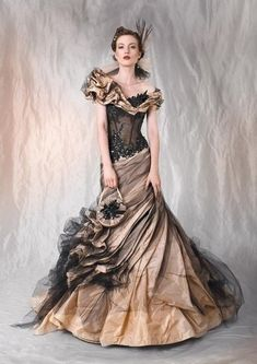 New Unique Mermaid Wedding dresses Bridal gown Prom Pageant Quinceanera dresses in Clothing, Shoes & Accessories, Women's Clothing, Dresses Beautiful Gowns, Beautiful Outfits, Gorgeous Dress, Dead Gorgeous, Absolutely Gorgeous, Robes Quinceanera, Look Retro, Glamour, Mode Inspiration
