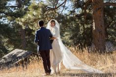 Nehi + Josue   Colorado Wedding   Rocky Mountain Bride