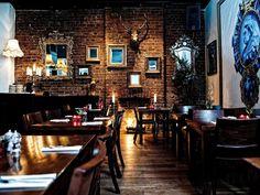 Интерьер ресторана - важная составляющая успеха! #интерьерресторана #Ресторан #интерьер