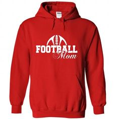 Football Mom Shirt - #slouchy tee #tshirt crafts. WANT THIS => https://www.sunfrog.com/Sports/Football-Mom-Shirt-1398-Red-32036227-Hoodie.html?68278