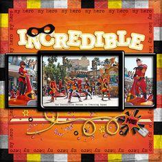 Disney - The Incredibles