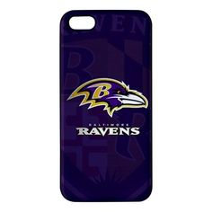 NFL Baltimore Ravens iPhone 5 5s 5c Hardshell Case Cover - PDA Accessories
