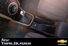 Chevrolet Trailblazer - Please contact Gerrie du Plooy, Morne Hechter or Eon Barnard for more information 028 312 1143/4 sterling@sterlingauto.co.za  www.sterlinghermanus.co.za Chevrolet Trailblazer, Luxury, Design