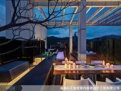家的輪廓,從凝聚情感的餐廚空間開始-森境&王俊宏室內裝修設計工程有限公司-王俊宏