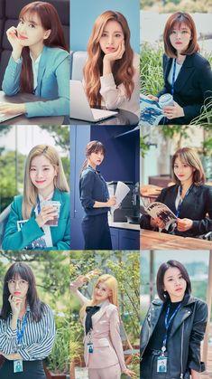 Check out Twice @ Iomoio Kpop Girl Groups, Korean Girl Groups, Kpop Girls, Twice Dahyun, Tzuyu Twice, Extended Play, Shy Shy Shy, Twice Photoshoot, Twice Group