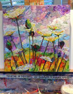 Collage-Elizabeth St. Hilaire Nelson