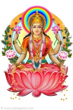 Lakshmi - thank you for my prosperity and abundance!