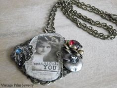 Need a unique present for that Optometrist in your life. We have One of a Kind Eyeglass Len Necklaces that they will just love. Already packaged and ready for Christmas. vintageprimjewelry.com  or www.etsy.com/en/shop/VintagePrimJewelry