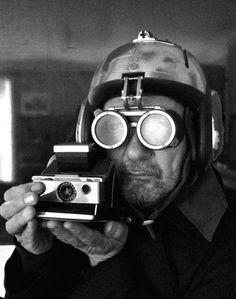 eclektic: Photographer Paolo Roversi Self-portrait