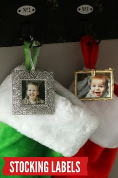 Ornament Frames for