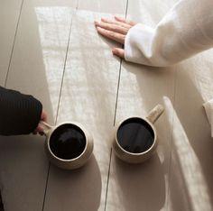 "grayskymorning: ""Next of Kin "" Coffee Break, Coffee Time, Tea Time, Tina Goldstein, Next Of Kin, Na Jaemin, Slow Living, Coffee Shop, Aesthetics"